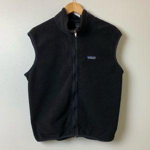 Patagonia fleece vest 100% polyester